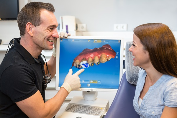 Learn How A CEREC® Dentist Can Restore Your Smile