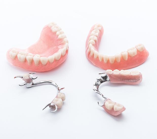 San Jose Dentures and Partial Dentures
