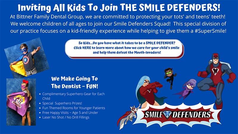 smile defender