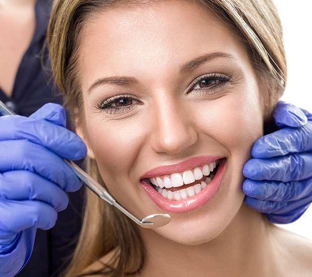 San Jose Teeth Whitening at Dentist