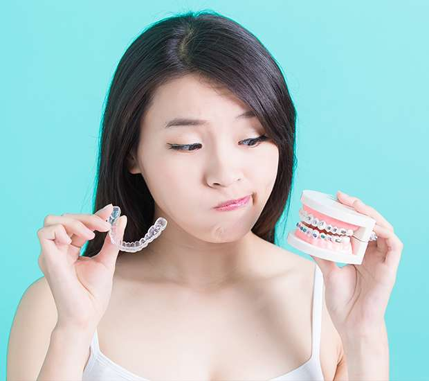San Jose Which is Better Invisalign or Braces